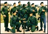 Drill Team Bentwaters 1980